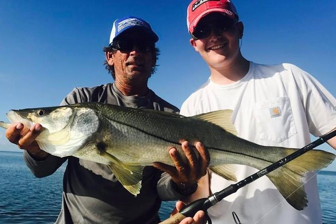 Everglades Inshore Fishing Charters in Chokoloskee