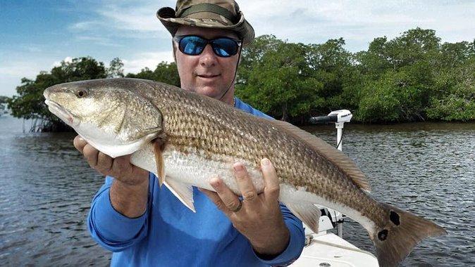 Amelia Island Inshore Fishing Charter