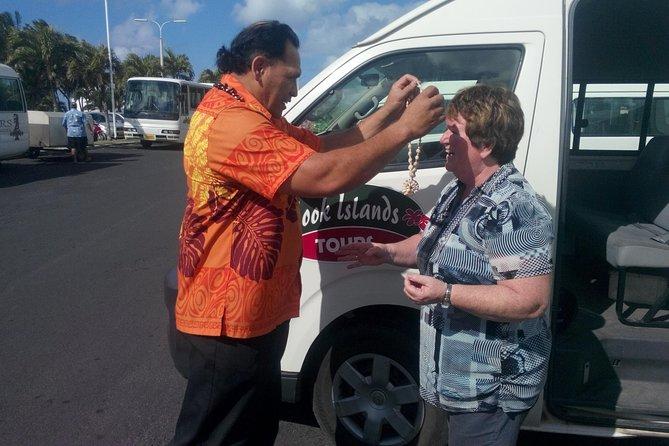 VIP Arrival Transfer from Rarotonga Airport to Hotel