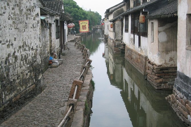 Half Day Zhouzhuang Water Village Tour from Shanghai