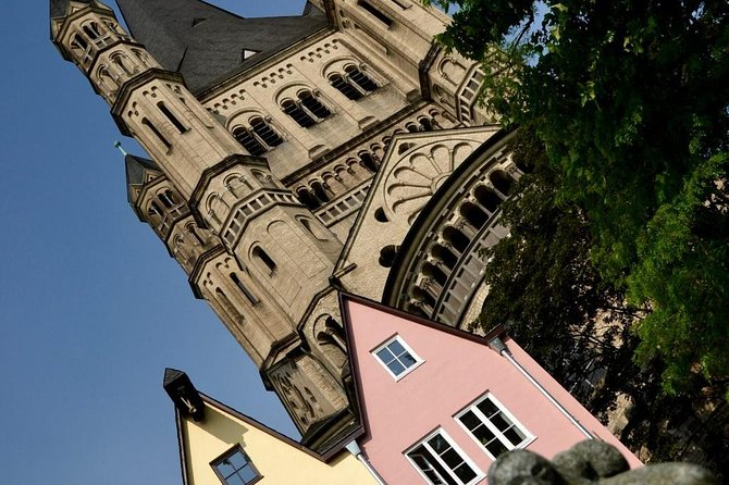 Self-guided Discovery Walk in Cologne: Highlights & Hidden Gems