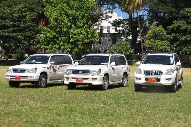 Private VIP Departure Transfer in Zanzibar