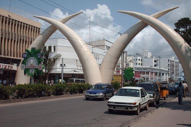 Visite de la ville de Mombasa avec le Fort Jésus et bien plus encore