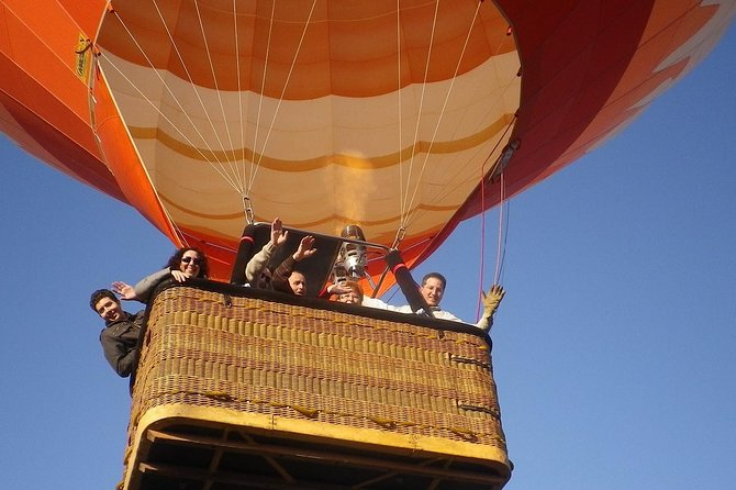 Hot Air Balloon Flight from Barcelona