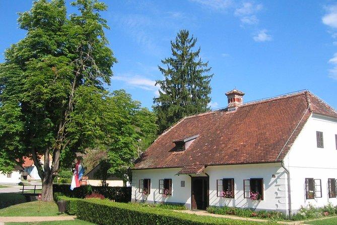 Kumrovec - Late Yugoslav President birth place - Historic gastro tour Zagorje