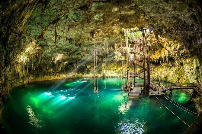 Cenote Maya Native Park Admission Ticket