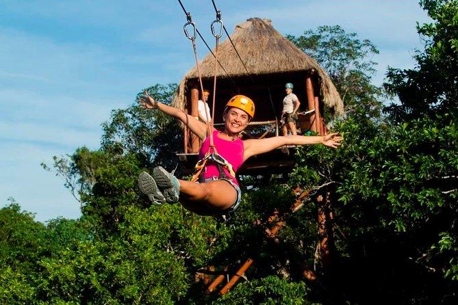 Jungle Maya Native Park Admission Ticket