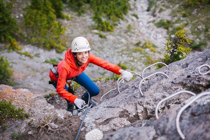 Banff Via Ferrata Climbing Adventure 2021
