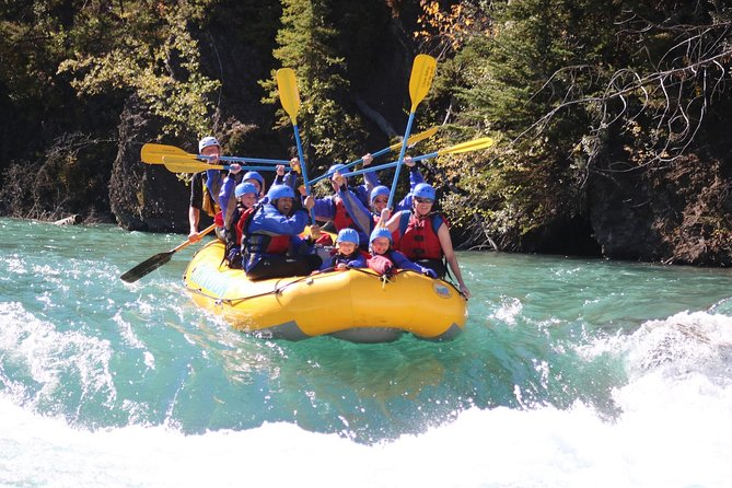 Kananaskis River Rafting Adventure with Transport