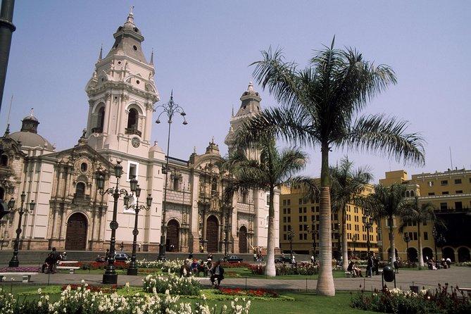 Recorrido cultural por la ciudad de Lima