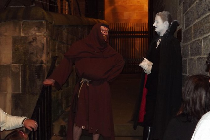 Murder and Mystery Walking Tour of Edinburgh