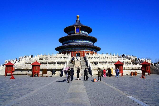 Tiananmen Square- Forbidden City, Hutong Richshaw, Temple Of Heaven Private Tour
