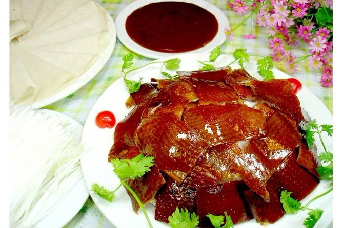 Forbidden City Visiting With Dinner at Dadong Peiking Duck