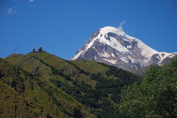 Ananuri - Gudauri Mountain