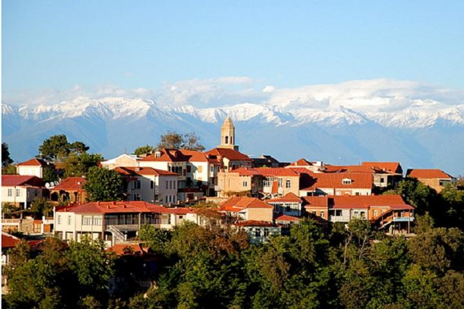 Kakheti Wine Region