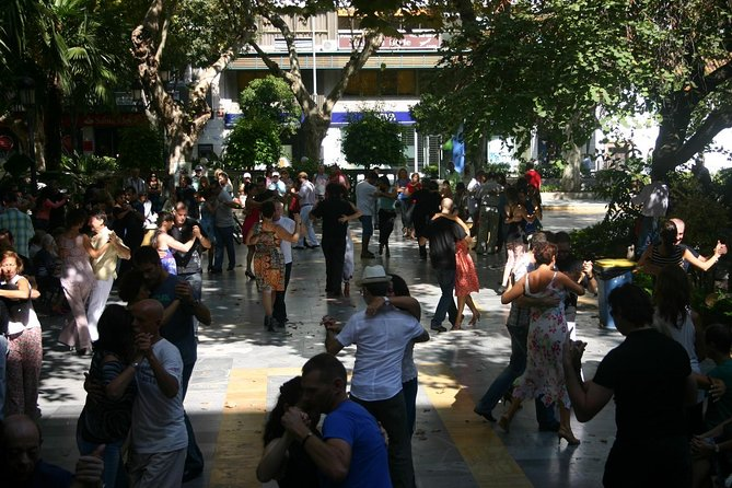 Half-Day Tango Lesson and Milongas in Buenos Aires