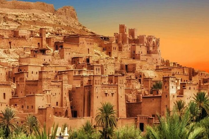 Private Ait Ben Haddou Tour with Road of the Kasbahs from Marrakech