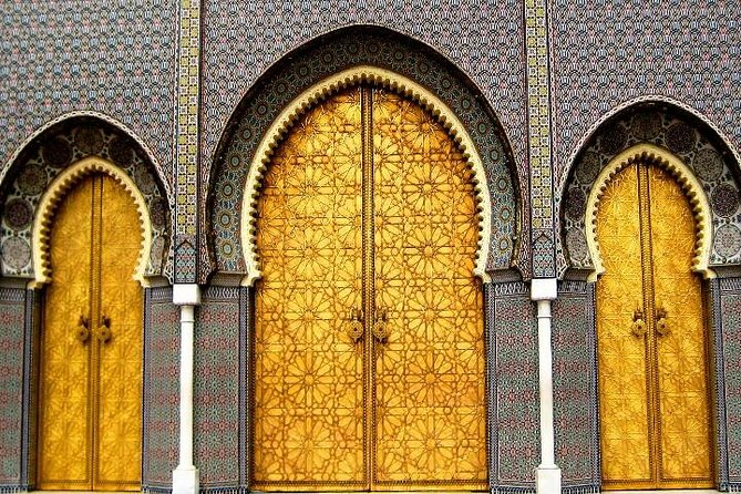 Fez City Tour: Private Guided Sightseeing Tour
