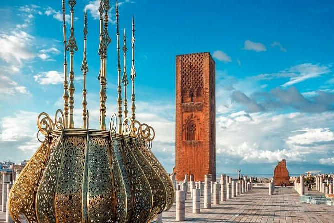 Modern Casablanca and Imperial Rabat Private Guided Tour from Marrakech
