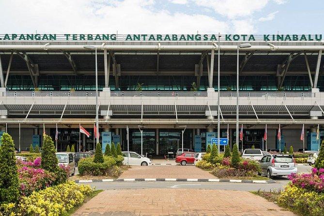 Private Arrival Transfer : Kota Kinabalu International Airport
