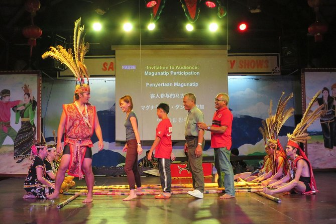 Kota Kinabalu Cultural Night Tour with Dinner & Traditional Dance Show