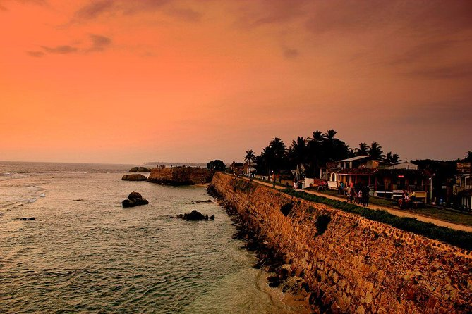 Galle Fort & Jungle Beach Day Trip From Colombo