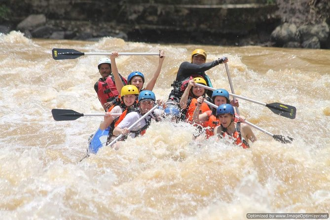 Padas River White Water Rafting from Kota Kinabalu with Lunch