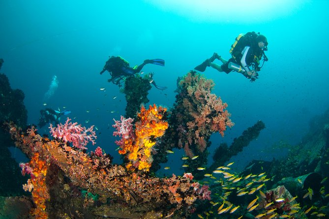 Abdul Rahman Marine Park diving