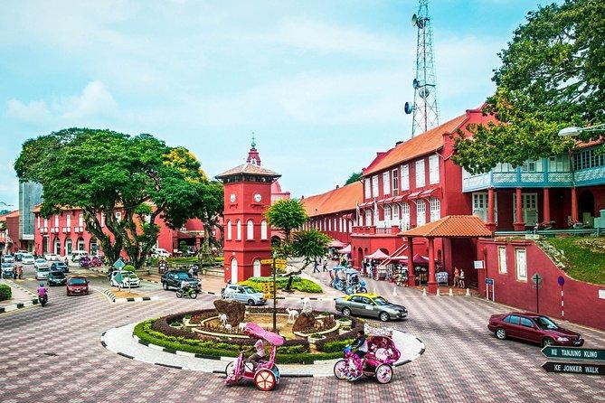 "Malacca UNESCO ""World Heritage Site"" Day Trip from Kuala Lumpur"