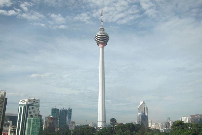 Kuala Lumpur Tower Combo Admission Ticket with Return Transfer
