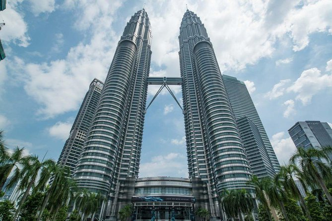 Skip The Line Petronas Twin Towers Admission Ticket with Free City Tour