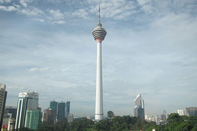 Kuala Lumpur Tower Admission Tickets including Free City Tour