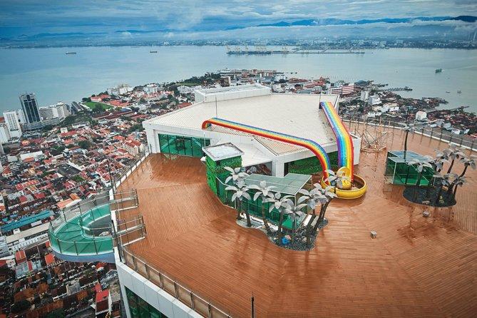 Penang City Tour including Visit The Top at Komtar