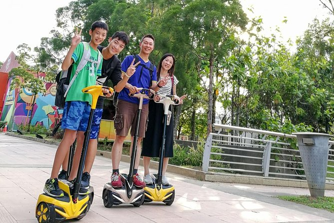 Guided Eco Ride Tour of City in the Garden Putrajaya with Transfer