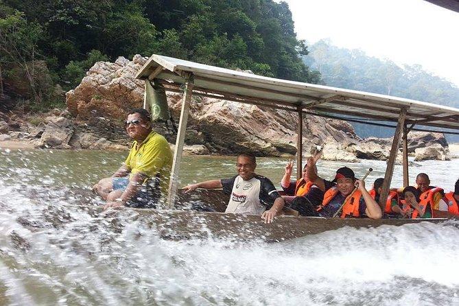 Taman Negara National Park Tour from Kuala Lumpur with Canopy Walk