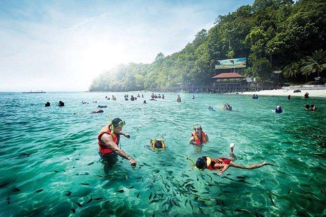 Mantanani Island Discover Snorkeling Tour from Kota Kinabalu