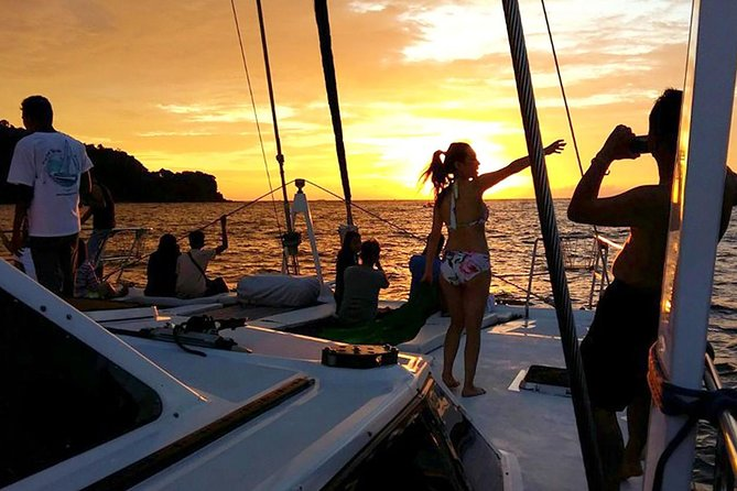 Private Sunset Dinner Cruise from Kuah Jetty with F&B