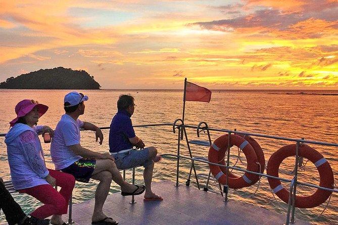 kinabalu sunset cruise