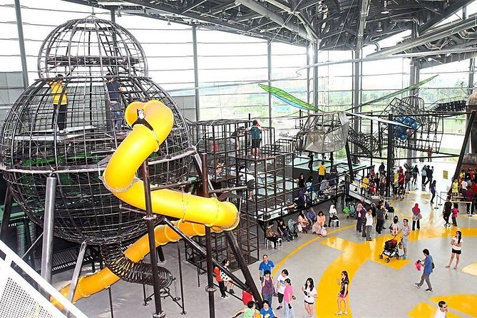 District 21 Putrajaya Extreme Park Admission with Return Transfer