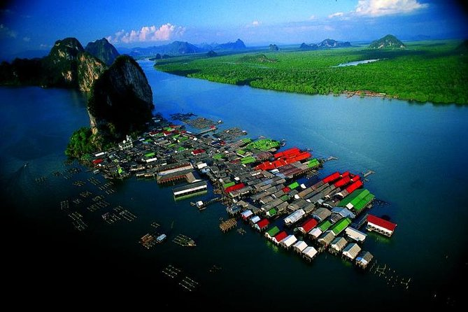 Phang Nga Tour by Coach and Longtail Boat