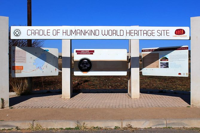 Full-Day Cradle of Human Kind Tour from Johannesburg