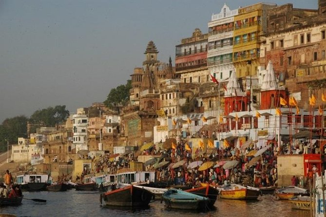 Boat Ride on the Ganges in Varanasi