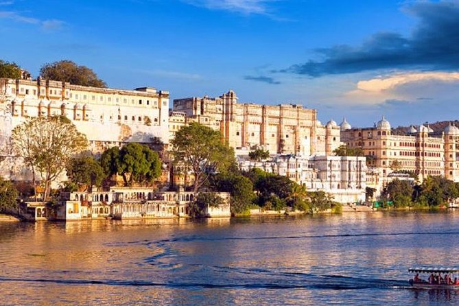 Private 02- Day Udaipur Tour Return Flight From New Delhi