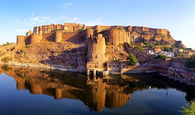 Private 02- Day Jodhpur Tour Return Flight From New Delhi