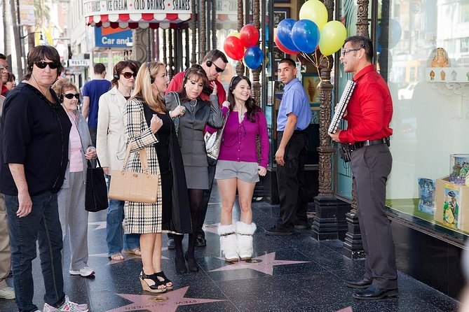 Total Hollywood Experience with Walk of Fame and Celebrity Homes Tour photo 1