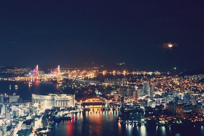 Busan Downtown Nachttour inclusief Mt. Cheonma observatieplatform