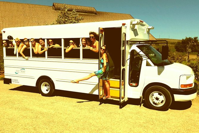 Private Party Bus Tour in the Santa Ynez Valley