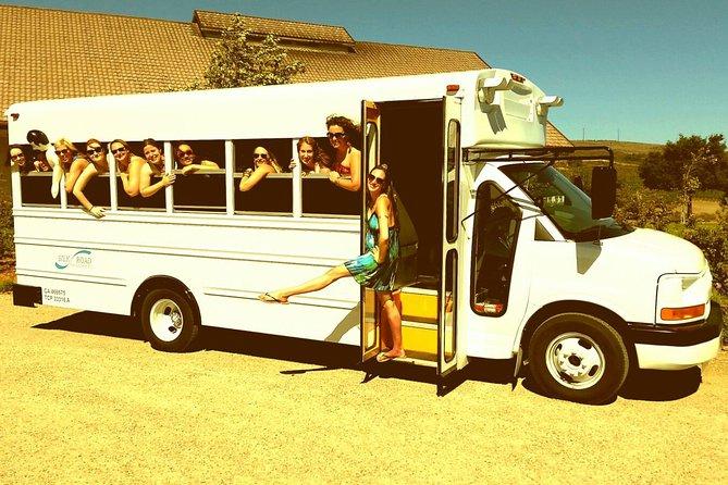 Private Party-bustour in de Santa Ynez-vallei