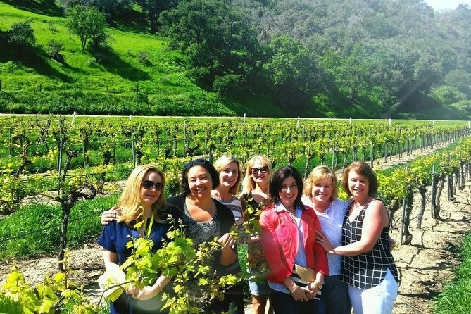 Private Santa Ynez Valley all-inclusive wijntour