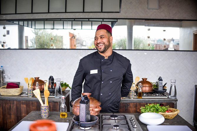 Fez Cooking School at Palais Amani Experience